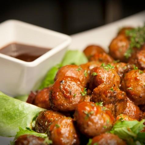 Malasian Meatballs